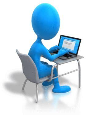 Learning through internet essays